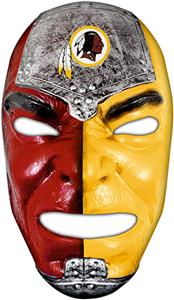 Franklin Sports NFL Washington Redskins Fan Face