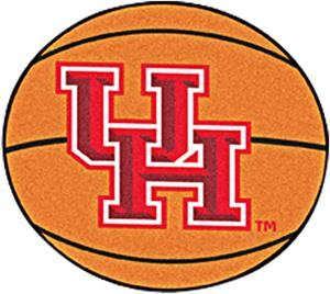 Fan Mats University of Houston Basketball Mat