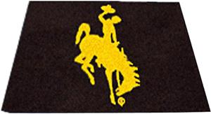 Fan Mats University of Wyoming Tailgater Mat