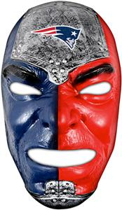 Franklin Sports NFL New England Patriots Fan Face