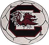 Fan Mats Univ. of South Carolina Soccer Ball Mat