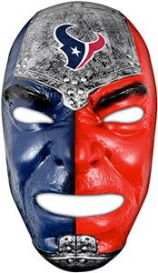 Franklin Sports NFL Houston Texans Fan Face