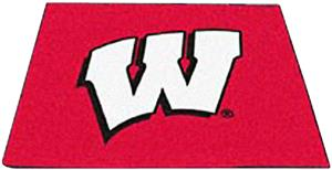 Fan Mats University of Wisconsin Tailgater Mat