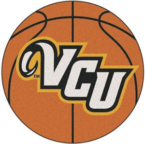 Fan Mats Virginia Commonwealth Univ Basketball Mat