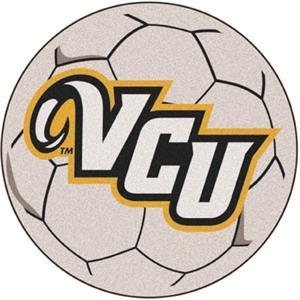 Fan Mats Virginia Commonwealth Univ. Soccer Mat