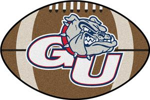 Fan Mats Gonzaga University Football Mat