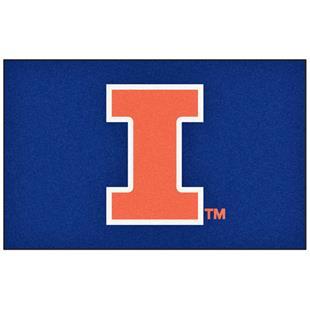 Fan Mats University of Illinois Ulti-Mats