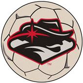 Fan Mats Univ. of Nevada Las Vegas Soccer Ball Mat