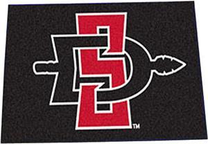 Fan Mats San Diego State University Starter Mat