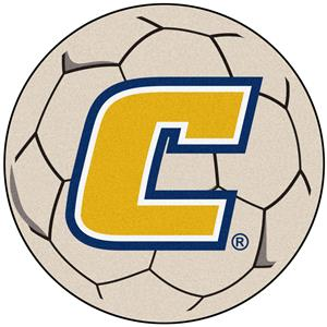 Fan Mats U. Tennessee Chattanooga Soccer Ball Mat