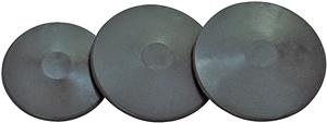 Martin Sports Track & Field Rubber Discus