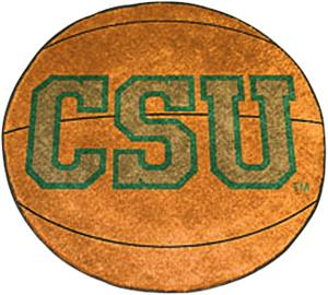 Fan Mats Colorado State University Basketball Mat
