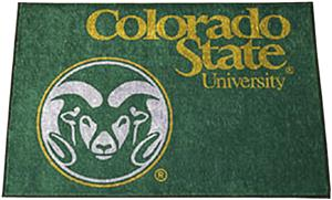 Fan Mats Colorado State University Starter Mat