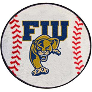 Fan Mats Florida International Univ. Baseball Mat