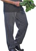 Uncommon Threads Traditional Stripe Chef Pant