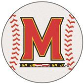 Fan Mats University of Maryland Baseball Mat