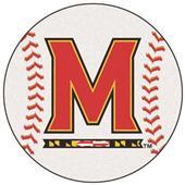 Fan Mats University of Maryland Baseball Mat