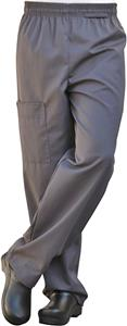 Uncommon Threads Solid Color Cargo Chef Pant