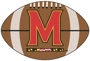Fan Mats University of Maryland Football Mat