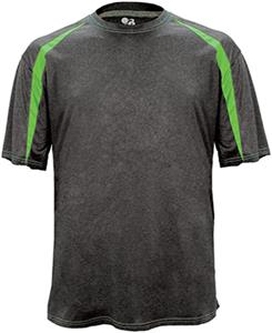 Badger Sport Short Sleeve Fusion Tee Shirt
