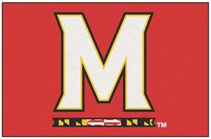 Fan Mats University of Maryland Starter Mat