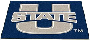 Fan Mats Utah State University All-Star Mats