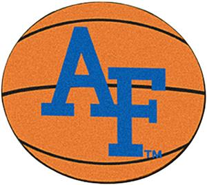 Fan Mats US Air Force Academy Basketball Mat