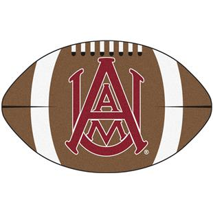 Fan Mats Alabama A&M University Football Mat