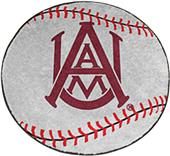 Fan Mats Alabama A&M University Baseball Mat