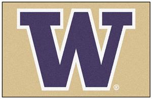 Fan Mats NCAA Univ. of Washington Starter Mat
