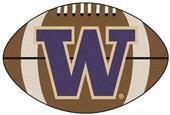 Fan Mats NCAA Univ. of Washington Football Mat