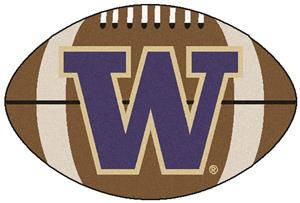 Fan Mats University of Washington Football Mat