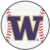 Fan Mats University of Washington Baseball Mat