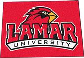 Fan Mats Lamar University Starter Mat