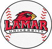 Fan Mats Lamar University Baseball Mat
