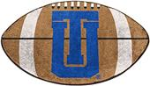 Fan Mats University of Tulsa Football Mat