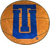 Fan Mats University of Tulsa Basketball Mat