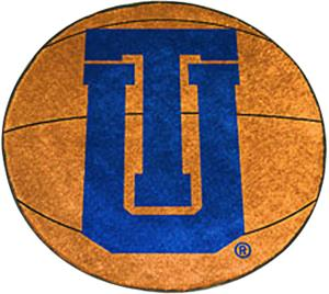 Fan Mats University of Tulsa Basketball Mat