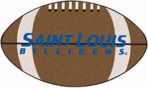 Fan Mats St. Louis University Football Mat