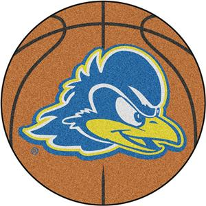 Fan Mats University of Delaware Basketball Mat
