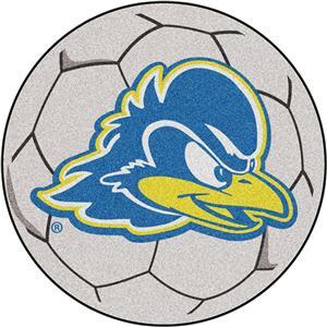 Fan Mats University of Delaware Soccer Ball Mat