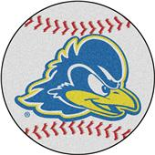 Fan Mats University of Delaware Baseball Mat