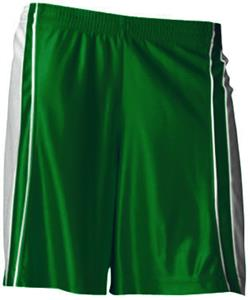 "A4 Womens Basketball 7"" Dazzle Paneled Shorts"