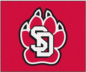 Fan Mats University of South Dakota Tailgater Mat