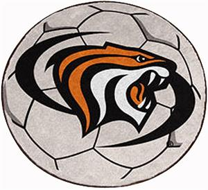 Fan Mats University of The Pacific Soccer Ball Mat