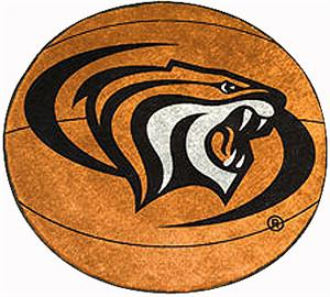 Fan Mats University of The Pacific Basketball Mat