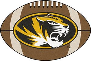 Fan Mats University of Missouri Football Mat