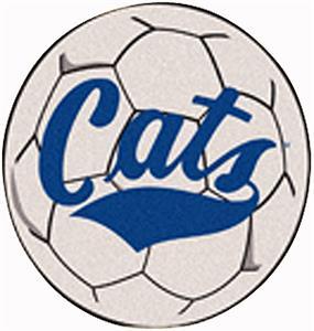Fan Mats Montana State University Soccer Ball Mat