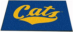 Fan Mats Montana State University All-Star Mats