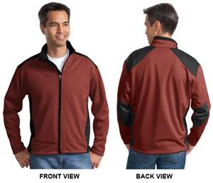 Port Authority Mens Two-Tone Soft Shell Jacket